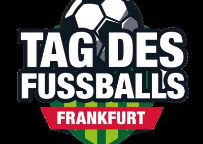 Tag-des-Fussballs-Logo